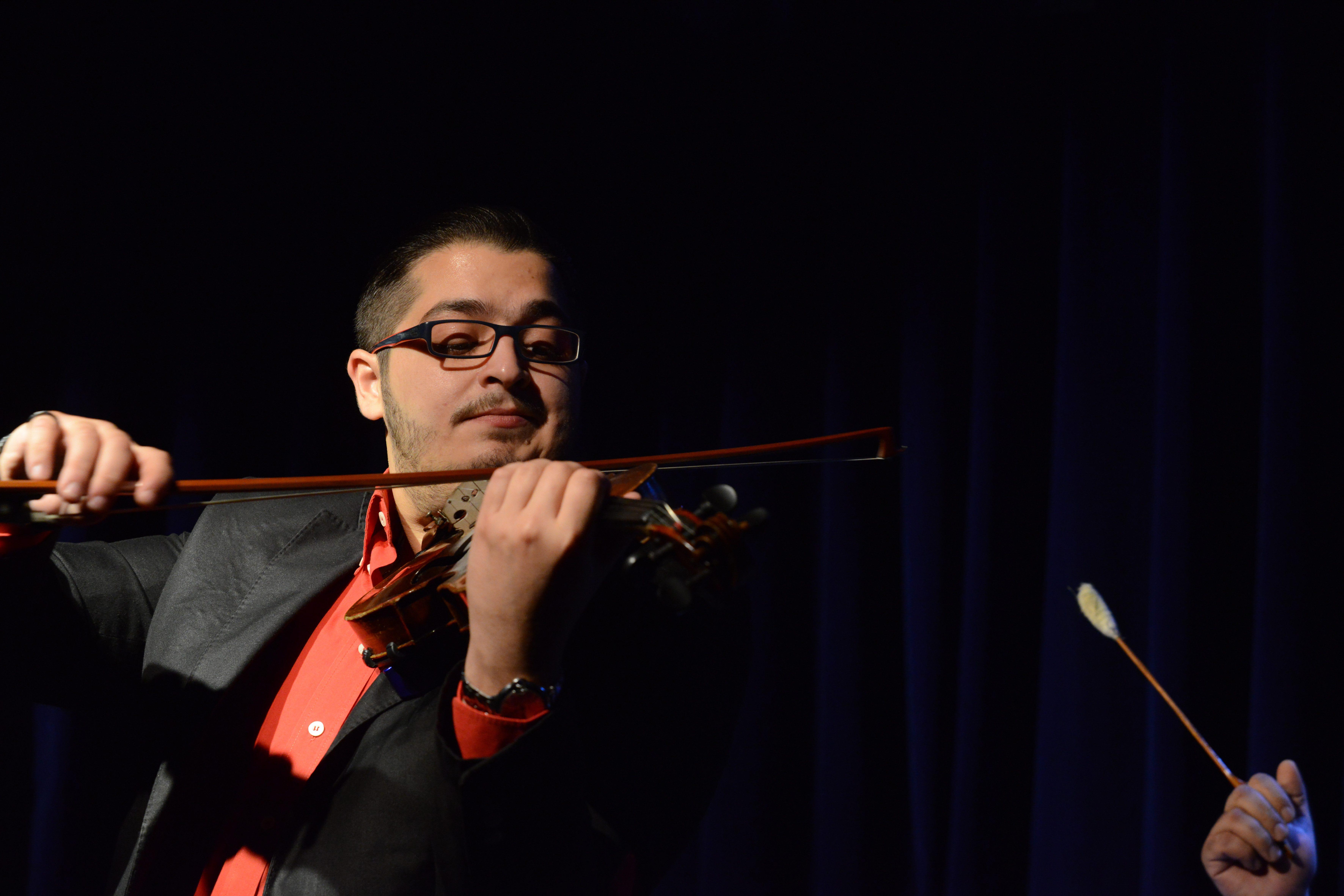 9 maart 2019 – Lajos Sárközi jr. – Wereldtop van de  Hongaarse Zigeunermuziek uit Boedapest