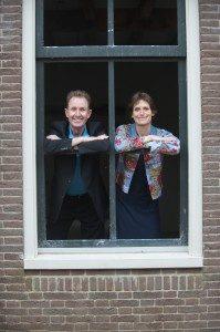 Willem Gülcher en Gonne Klein