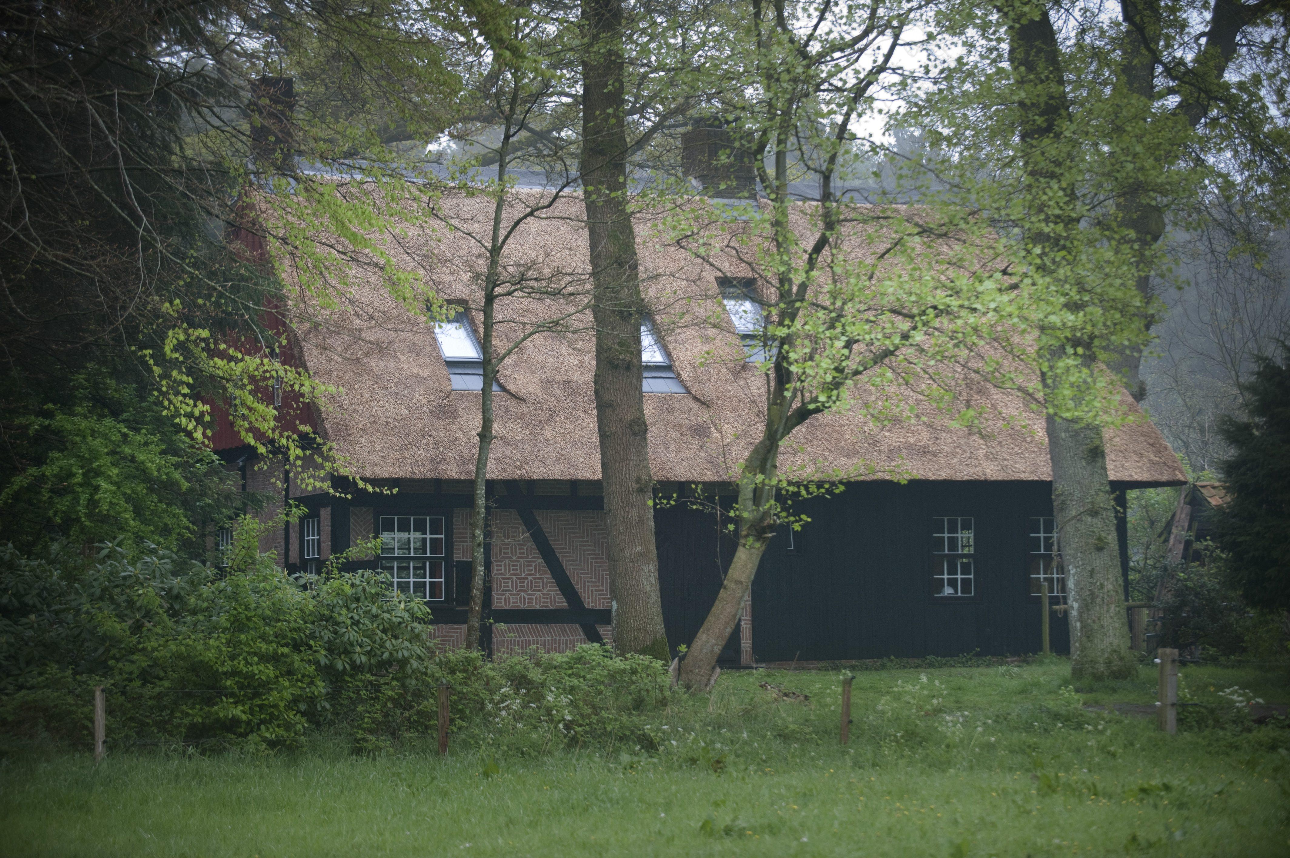 Logies in 39 huis kamps 39 boerderij kamps for Klein huisje in bos te koop