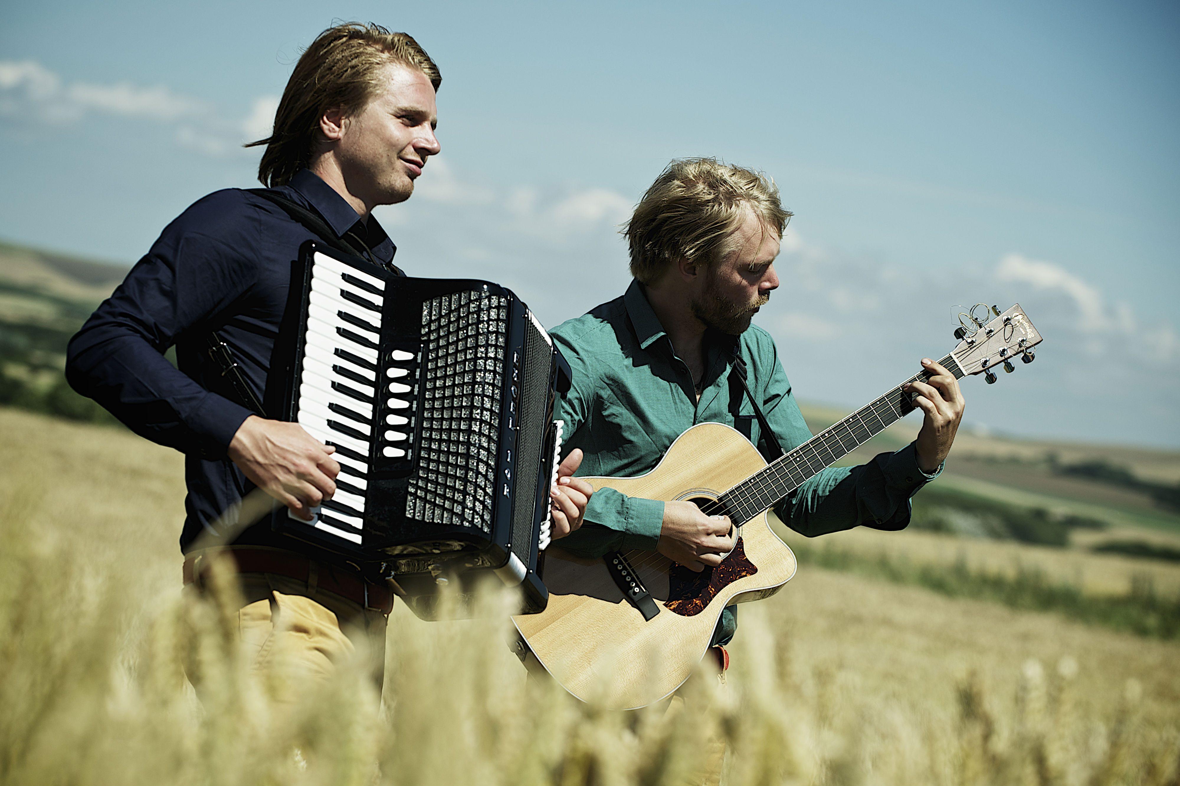 8 oktober 2017 – Duo 'Jolly Mangos' uit Amsterdam – terug op Kamps