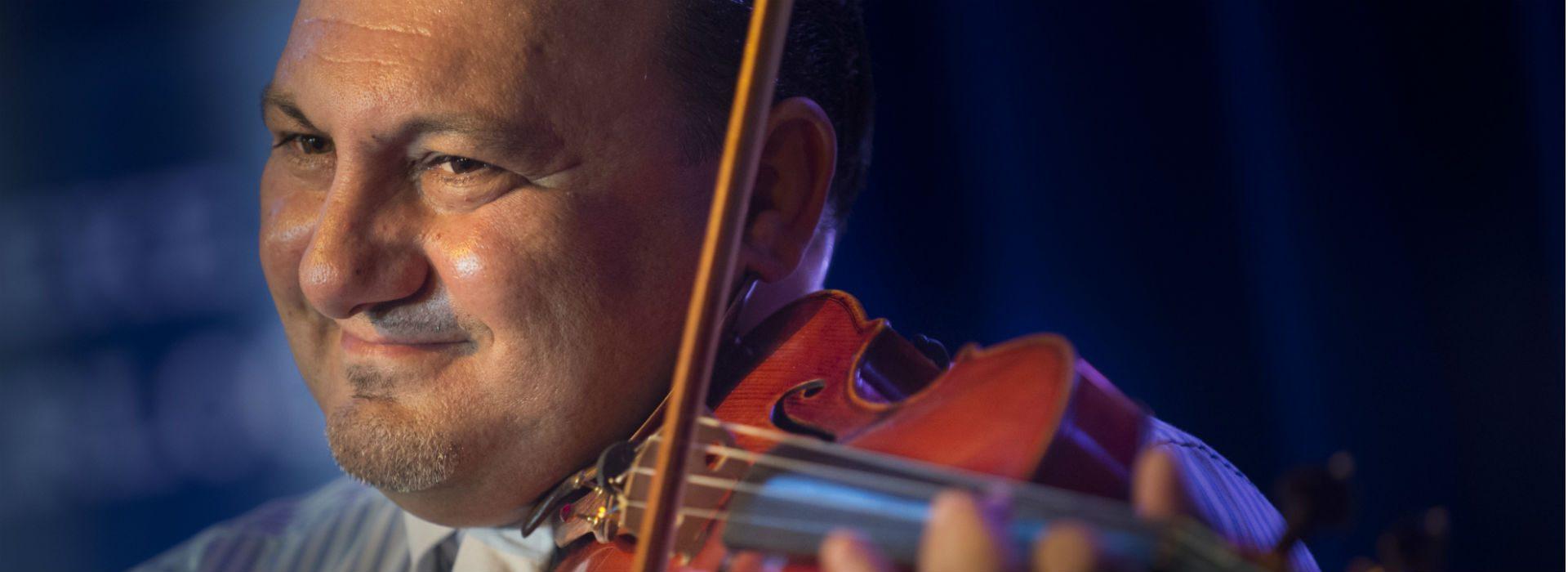 Vrijdag 1 november 2019 – Lajos Pádár – Wereldtop van de  Hongaarse Zigeunermuziek uit Boedapest