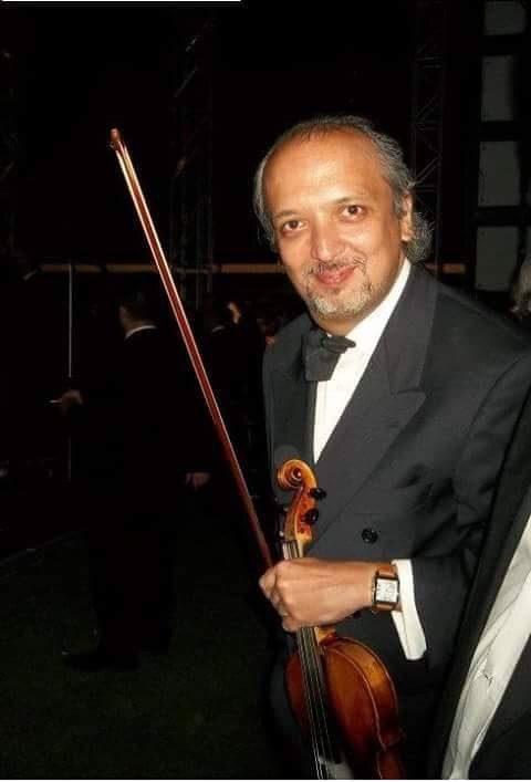 1 april 2017 – uit Budapest: Prímás Gyula Horvath