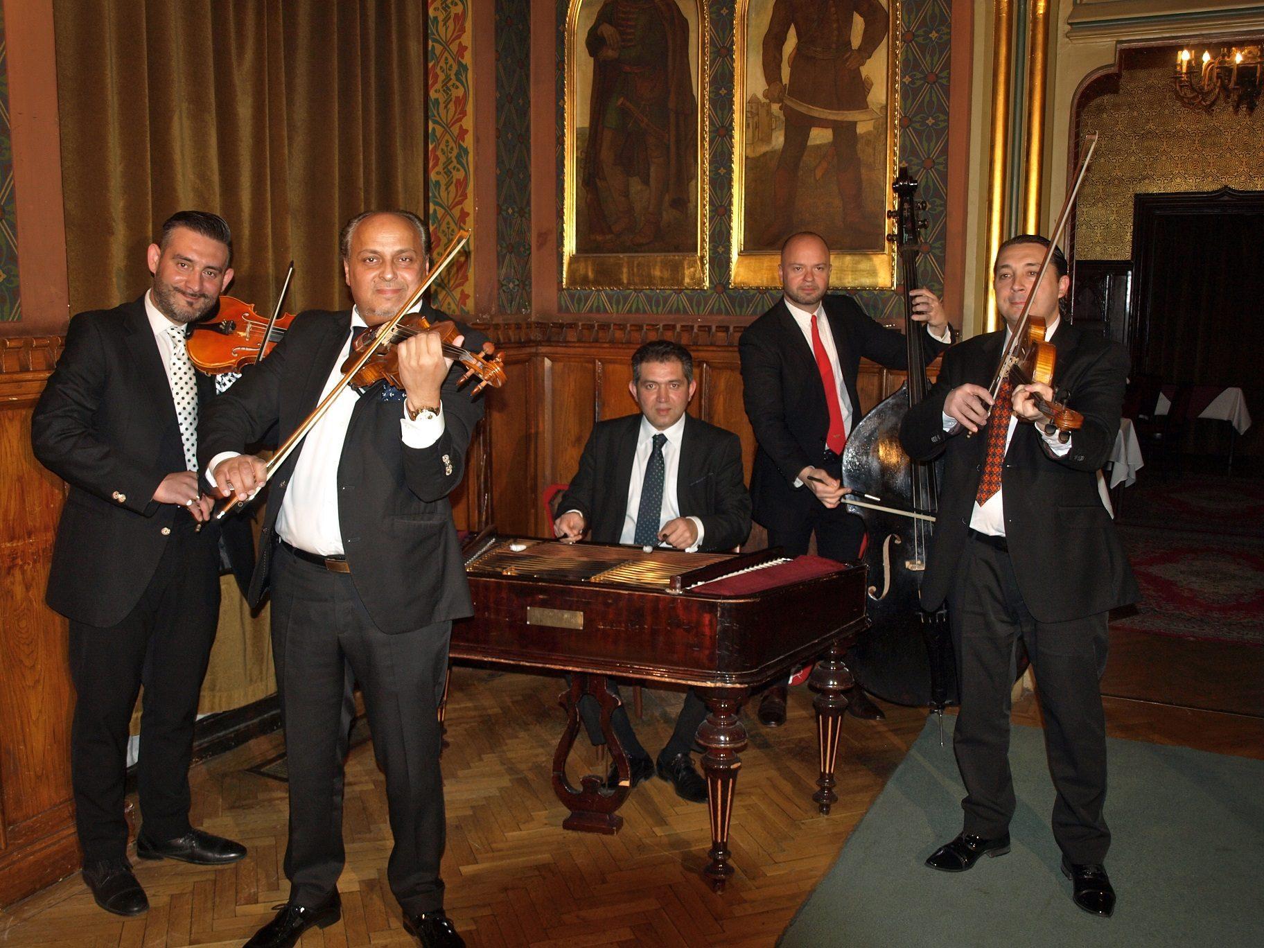 Vrijdag 9 november 2018 – Lajos Sárközi & Kárpátia orkest